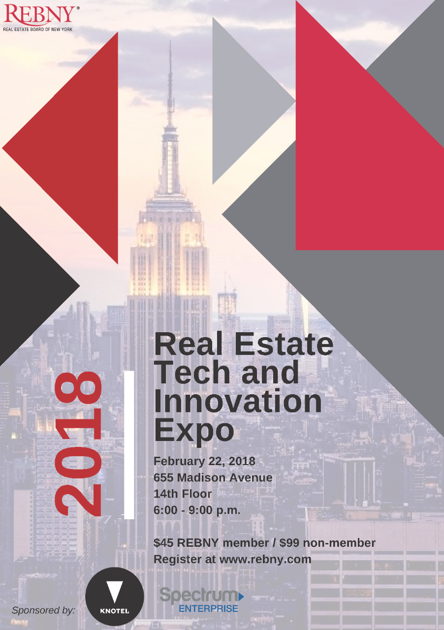 real estate tech and innovation expo 2018