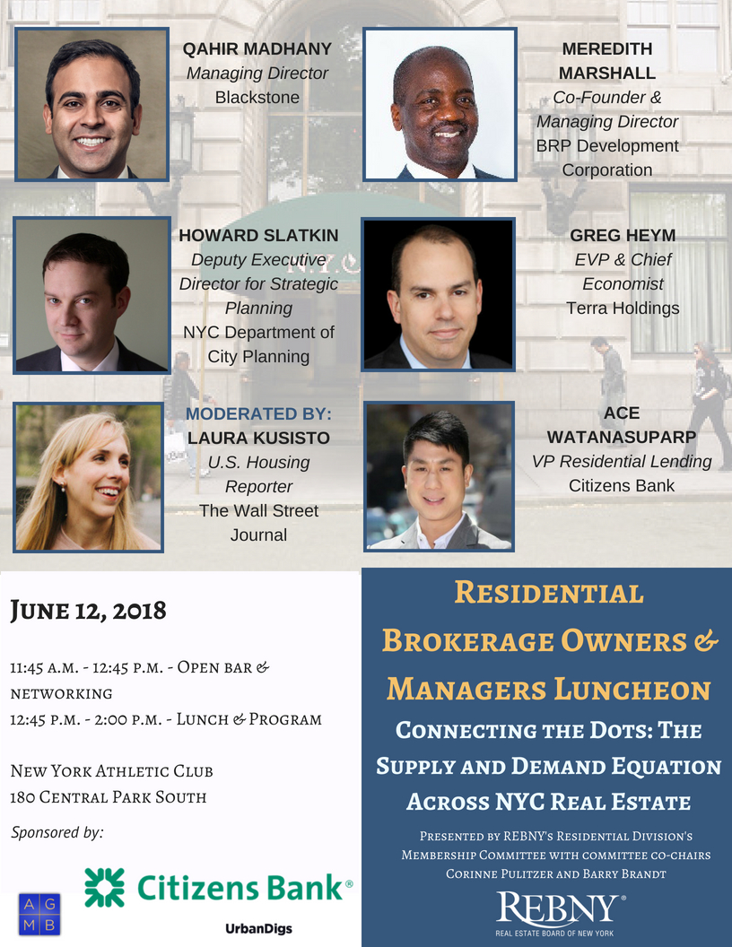 Residential Brokerage Owners & Managers Luncheon