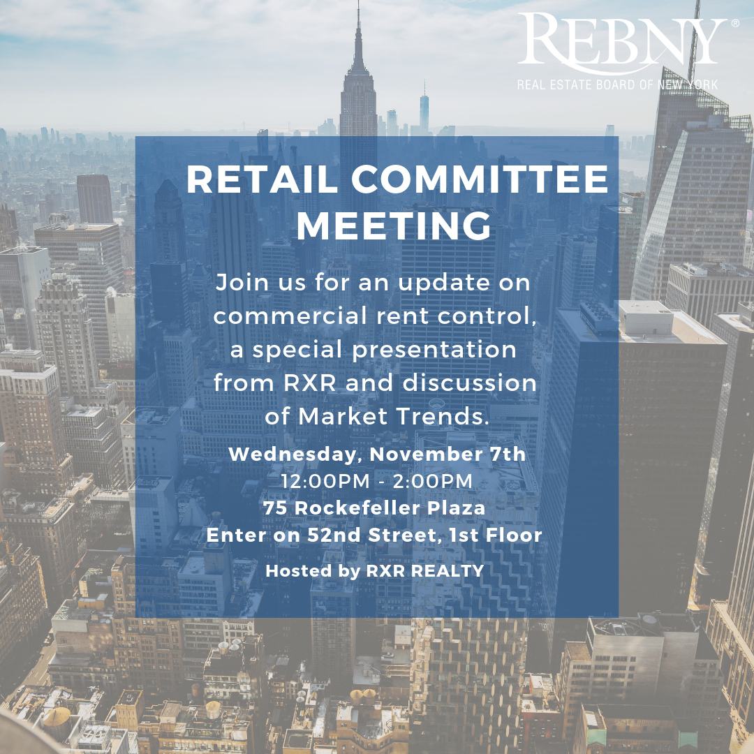 Retail Committee Meeting