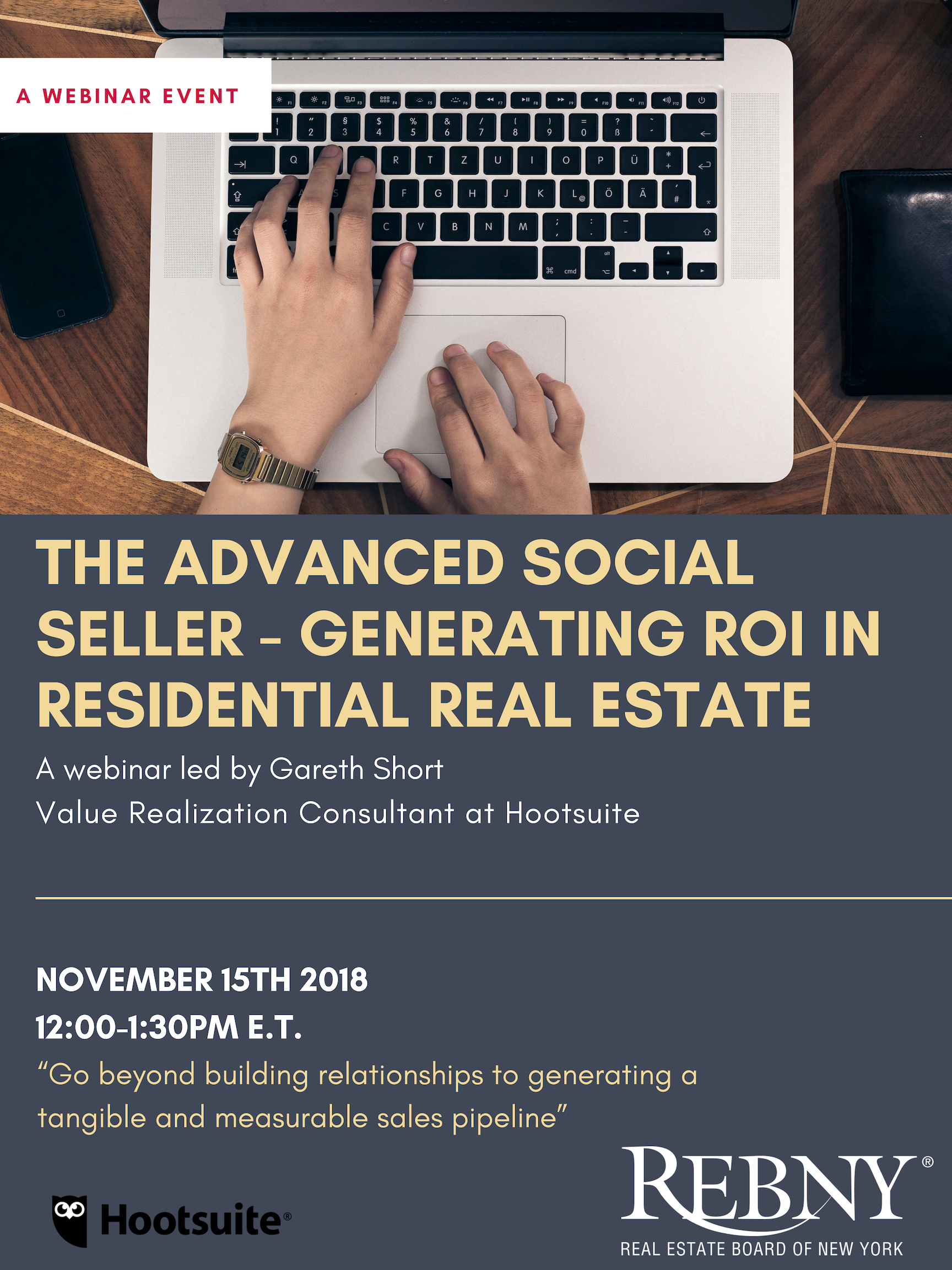 The Advanced Social Seller - Generating ROI in Residential Real Estate