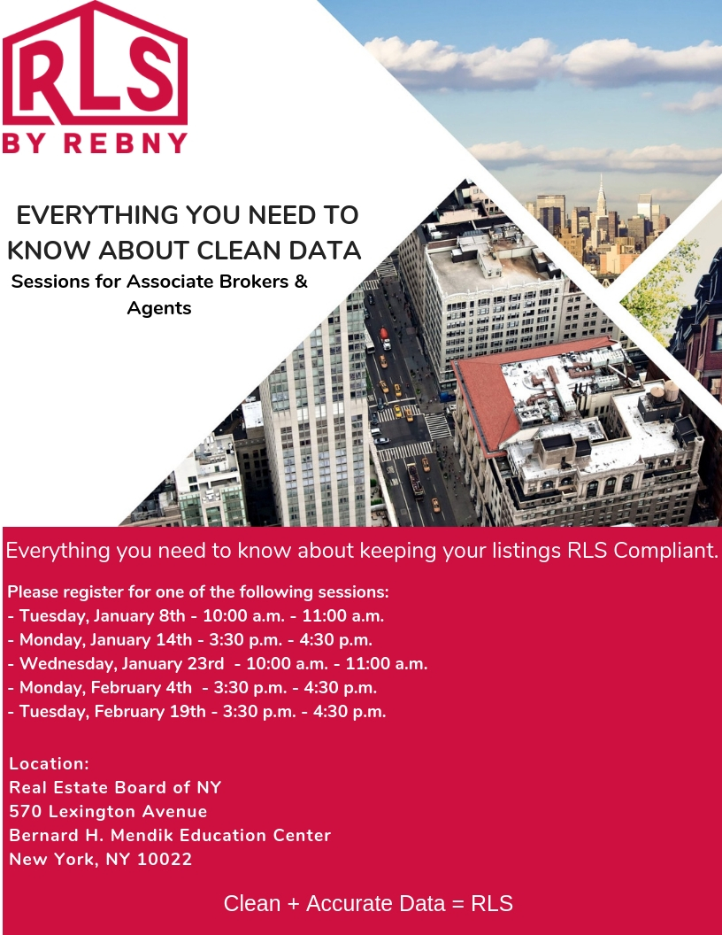 RLS Compliance Sessions for Associate Brokers and Agents