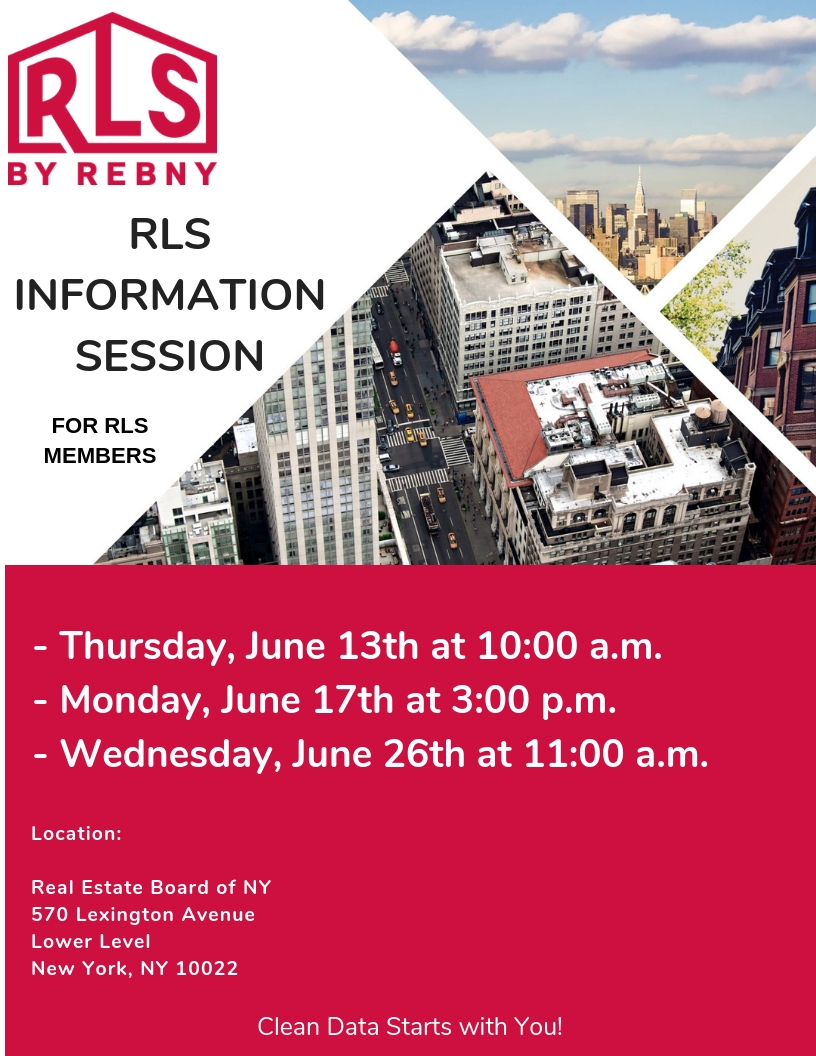 RLS Information Session