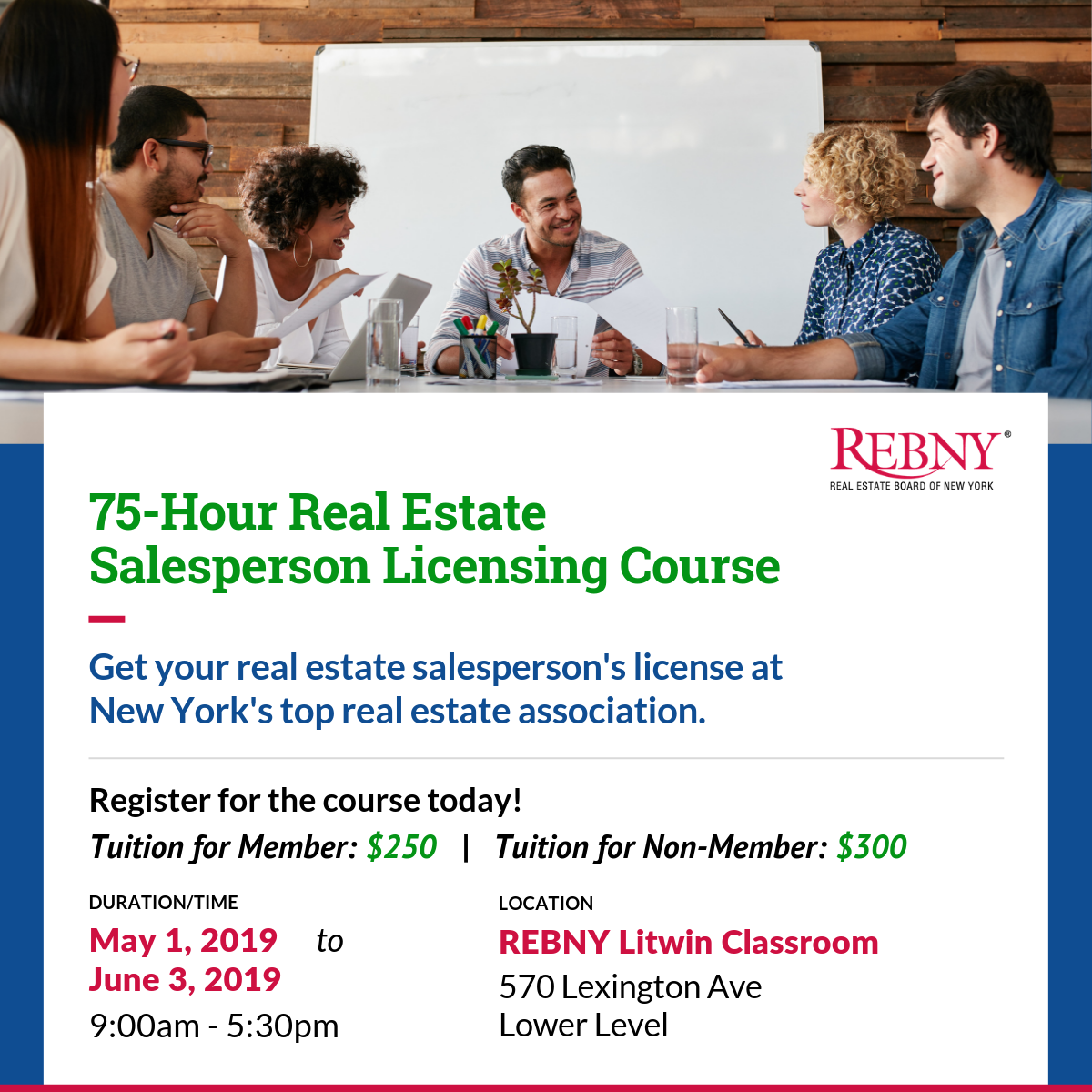 75-Hour Real Estate Salesperson Licensing Course