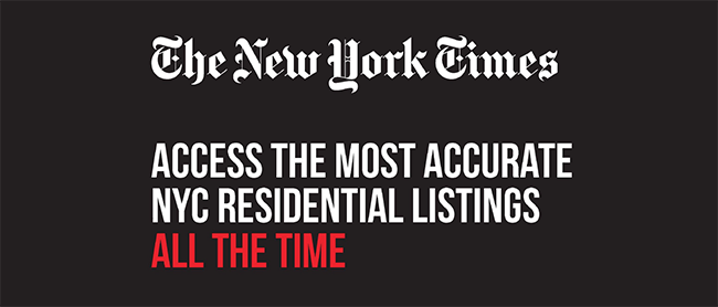 THE NYT and REBNY Partner