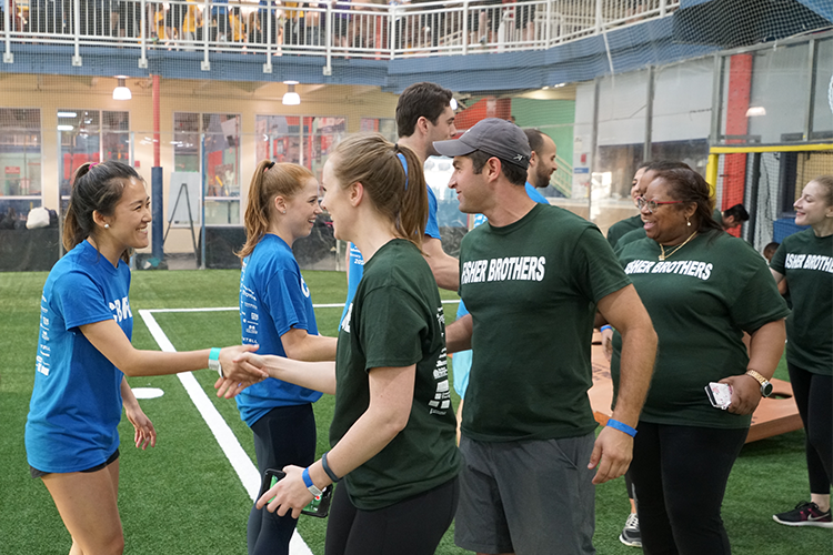 Third Annual JDRF Real Estate Games in New York City