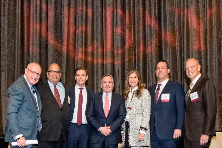 REBNY Spring Members' Luncheon Speakers