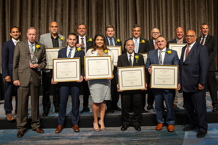 16th Annual Commercial Management Leadership Awards - Honorees