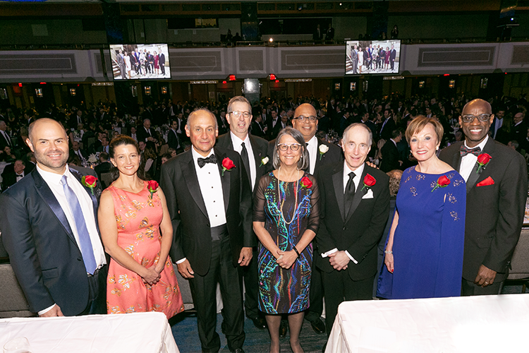 REBNY 123rd Annual Banquet Honorees